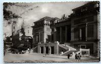 *Madrid Spain museo del prado The Prado Museum RPPC Real Photo Postcard A29