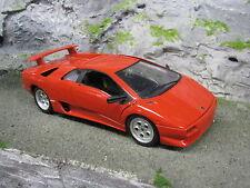 Bburago Lamborghini Diablo 1990 1:18 Red