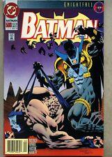 Batman #500-1993 fn Giant-Size Newsstand Variant