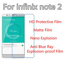 3pcsFor infinix note2 x600 Neon HD Clear/Matte/Nano Explosion/Anti Blue Ray Film