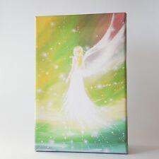 """Engelbild Leinwanddruck """"Immer an Deiner Seite"""" Engel Bild Druck auf Leinwand"""