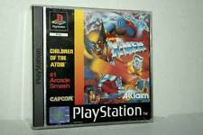 X-MEN CHILDREN OF THE ATOM USATO OTTIMO SONY PSONE VERSIONE ITALIANA MG1 45501