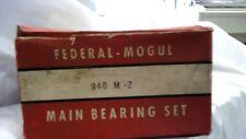 Main Bearings for 1955-1960 Studebaker 170 185 940m in .002 slight undersize