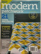 Modern Patchwork Winter 2017 21 Cool Projects For Winter FREE SHIPPING sb