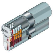 ABUS Ec550 Knaufzylinder Z30/k30 Mm Wendeschlüssel mit 3 Schlüssel