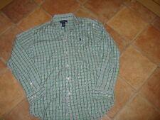 Ralph Lauren muchachos camisa, tamaño de 16 años, G/C, Diseñador Chicos/Muchachos Camiseta/Top