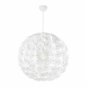 New IKEA GRIMSAS Pendant lamp WHITE Energy Rating A++ 55 cm,decorative patterns