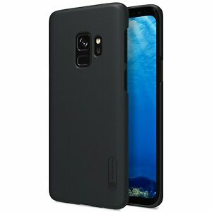 Nillkin Frosted Shield Case for Samsung Galaxy S9 Black Hard Matte Phone Cover