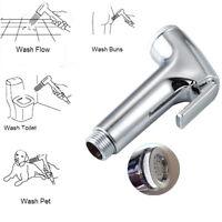 Handheld Wc Badezimmer Bidet Sprayer Duschkopf Sprinkler Wasserdüse Heißer DE