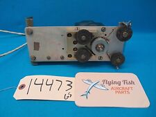 Piper 1973 Seneca 1 PA-34 Edo-Aire Mitchell Pitch Trim Servo 1C345-4-321 (14473)
