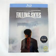 Falling Skies - The Complete First Season (Blu-ray, 2012) Spielberg New Sealed