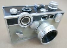 Argus C3 Matchmatic 35MM Rangefinder, Works, Tested W/ Film