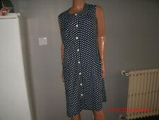 blouse nylon  nylon kittel nylon overall N° 3657 T44