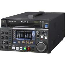 NEW Sony PDW-F1600 XDCAM HD Player/Recorder w/ Native 23.98p Support