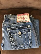 mens true religion jeans Billy Super T 38