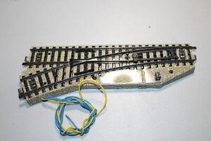 Märklin 5203 Points Left Electric Square Size M Track Gauge H0