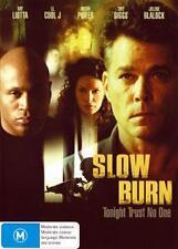 SLOW BURN - RAY LIOTTA LL COOL J THRILLER NEW DVD MOVIE SEALED