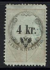 Austria 4kr revenue used - Lot 052117