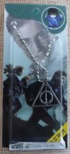 HARRY POTTER The Deathly Hallows (HP7) Necklace in sealed package
