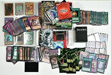 Yugioh Binder Collection and Cyber Dragon Deck  350+ Cards Check the description