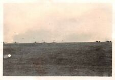Orig. Foto IR 517, 295. Infanterie Division Flugplatz Flugzeuge am Dnepr 1941