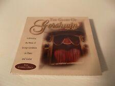 Glory of Gershwin Piano and Guitar David Hamilton  Jack Jezzro  SS