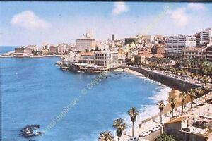 Original Ekta Dia Transparancy Foto Gleit- Libanon Beirut n19