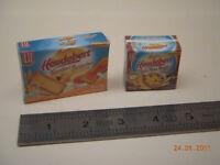 Boites de biscottes 1/12ème pour maison de poupées