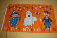 HAPPY HALLOWEEN  Kids Geist Kinder Fahne Flagge 150 x 90 cm
