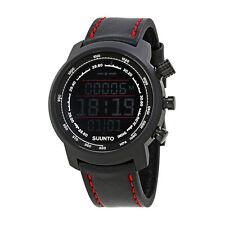 Suunto Elementum Terra Unisex Digital Leather Watch SS019171000