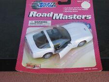 "Maisto ""Road Masters"" Chevrolet Corvette ZR1 pull back and go model"