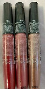 """NYC New York Color 8HR City Proof Extended Wear Lip Gloss """"You Choose Color"""""""