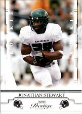 2008 Playoff Prestige #154 Jonathan Stewart RC Rookie Panthers Oregon