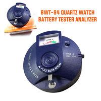 BWT-94 Quartz Watch Battery Tester Analyzer for Watch Repair