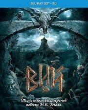 Вий 3D + 2D Blu-ray region FREE A B C Viy The Return 3D + 2D Blu-ray