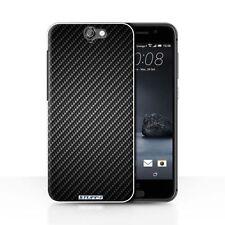 Étuis, housses et coques HTC One en fibre de carbone pour téléphone mobile et assistant personnel (PDA) HTC