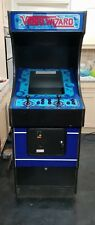 Video Wizard : Space Invaders themed multi-game JAMMA arcade cabinet.