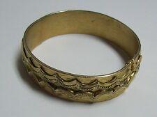 Vintage WHITING & DAVIS Scallops Swags Bracelet