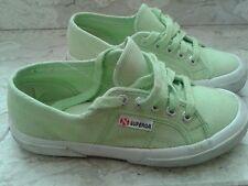 Scarpe verde Superga, n. 35