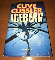 LIBRO - CLIVE CUSSLER - ICEBERG usato.