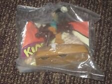1995 Goofy and Max's Adventures Burger King Toy Car - Bull Riding