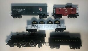 Lionel O Gauge Pennsylvania Flyer Freight Train Set  6-31936
