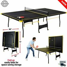 Official Size Indoor outdoor Table Tennis Ping Pong With Paddles And Balls