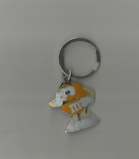 M & M CANDY ORANGE GIRL  KEYCHAIN,,,, NEVER USED,,,,,,I ONE HAVE ONE