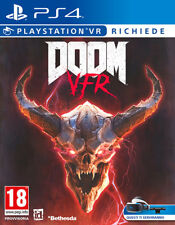Doom VFR (VR Richiesto) PS4 Playstation 4 BETHESDA