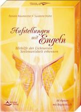 Aufstellungen mit Engeln von Susanne Hühn und Renate Baumeister (2012, Taschenbuch)