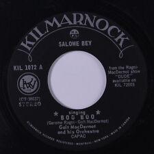 SALOME BEY: Boo Boo / Sweet Dreams Blossom 45 Soul