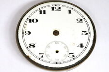 Imperial 15 jewels Swiss pocket watch movement for parts/restore - 137985