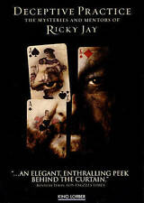 MMS Deceptive Practice: The Mysteries and Mentors of Ricky Jay DVD, , Good DVD,