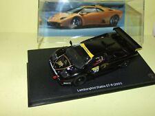LAMBORGHINI DIABLO GT-R 2001  1/43  en boite F18
